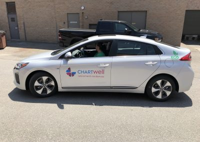 Car Lettering & Graphics - Chartwell