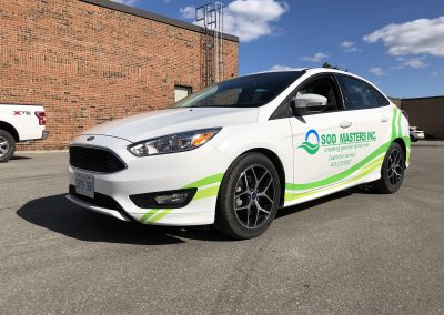 Car Lettering & Graphics - Sod Masters