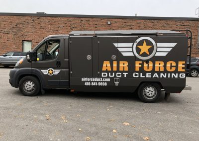 Full Truck Wraps - Air Force