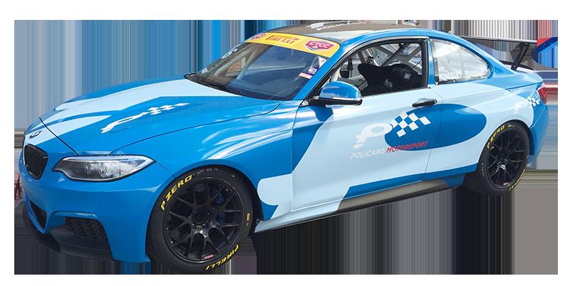 Race-Car-Wrap-Services