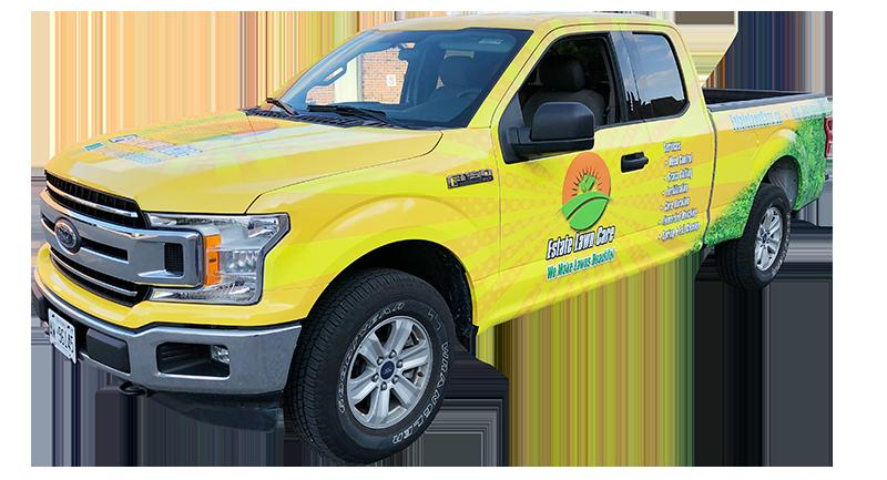 Truck-Van-wrap-services