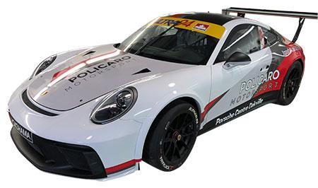race-car-wrap-services-Policaro-Porsche