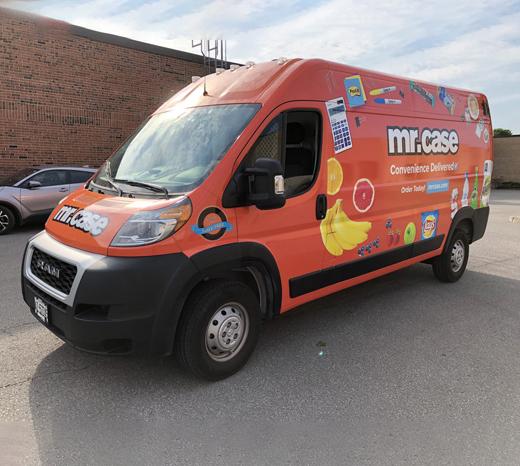 Truck & Van Wrap